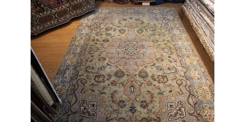 We Just acquired this Beautiful Persian Tabriz