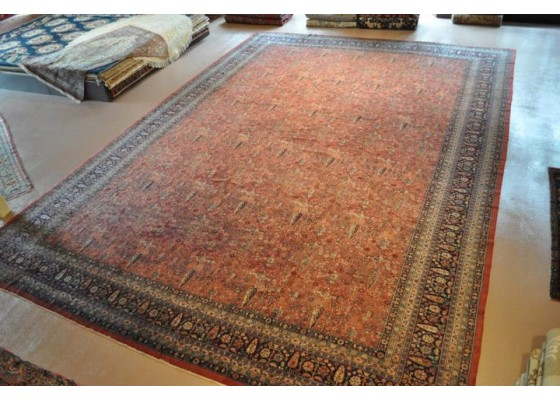 Ardabil rugs